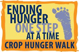 Ending hunger one step at a time