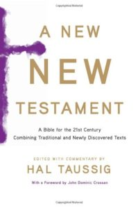 New New Testament Taussig book